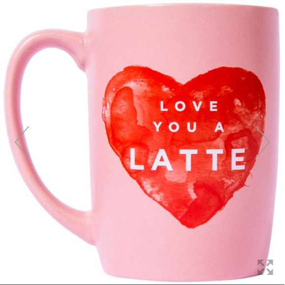 "03c57256441 Homemade by Ayesha Curry Mug - ""Love You A Latte"""
